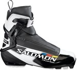 Salomon RS Carbon Skate Boot 2011