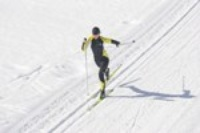 Classic Ski Rental:  Adult one day rental at Mt. Spokane Nordic Area - Selkirk Lodge