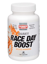 HAMMER NUTRITION  Race Day Boost - capsules 64